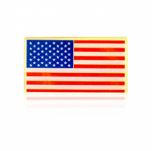 Stock American Flag Lapel Pins (S126)