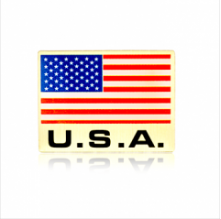 Stock American Flag Lapel Pins (S127)