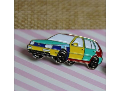 Custom Lapel Pin for VW Car