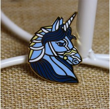 Hard Enamel Pins for Unicorn