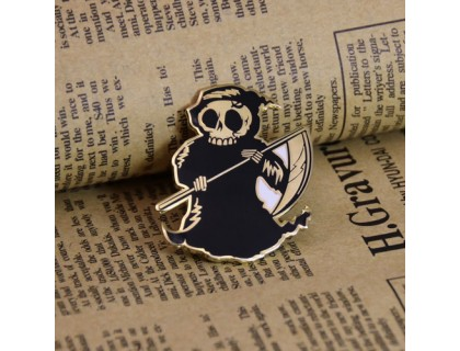 Lapel Pins for Human Skeleton