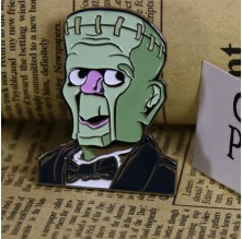 Soft Enamel Lapel Pins for Head Portrait