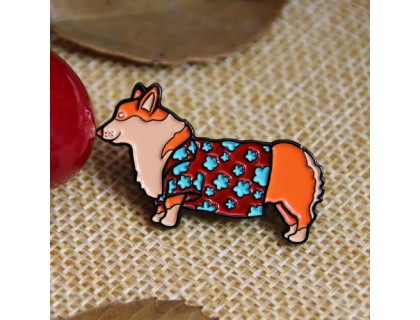 Label Pins for Dachshund Pin