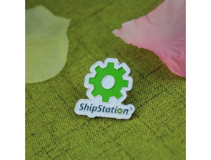 Soft Enamel Pins for Ship Station