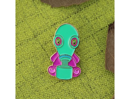 Personalized Pins Soft Enamel Pins for Aliens