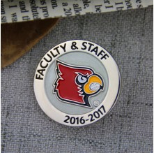 Soft Enamel Lapel Pins for Eagle