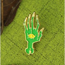 Custom Made Pins for Hand