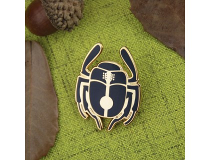 Custom Made Pins for Beetle