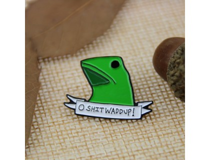 Enamel Pins for Chameleon