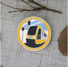 Enamel Pins for 2017 Rail Rodeo