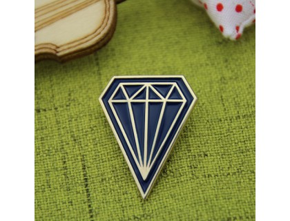 Custom Made Pins for Diamond