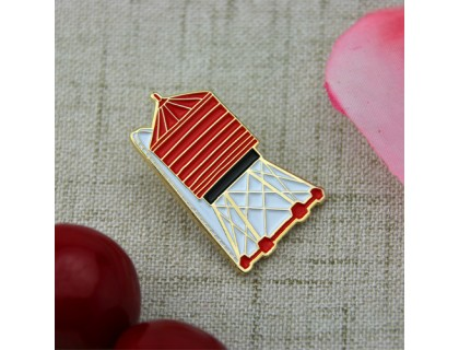 Custom Lapel Pins for Claudia Pearson