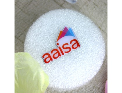 Custom Made Lapel Pins for Aaisa