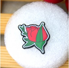 Custom Made Lapel Pins for Rose