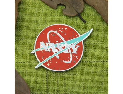 Custom Lapel Pins for Nasty