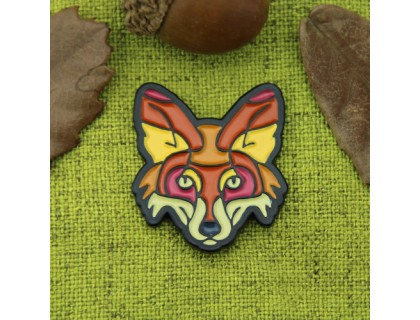Custom Lapel Pins for Fox