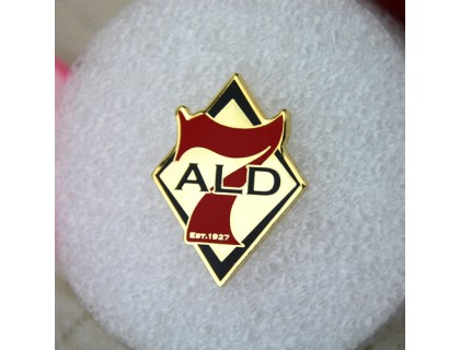 Custom Lapel Pins for ALD