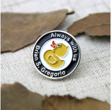 Custom Lapel Pins for Duck