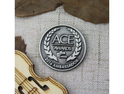 Custom Pins for Awards