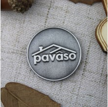 Custom Pins for Pavaso