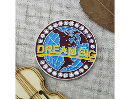 Lapel Pins for Big Dream