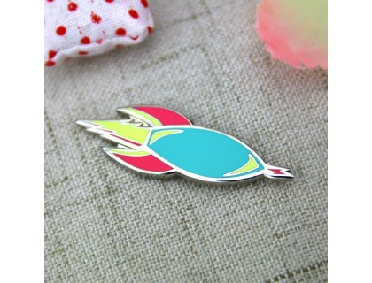 Custom Lapel Pins for Torpedo
