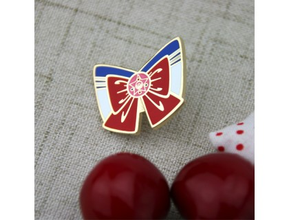 Custom Lapel Pins for Bowknot