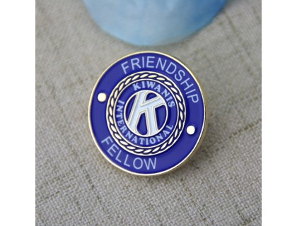 Custom Lapel Pins for Friendship
