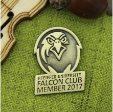 Custom Pins for Falcon Club