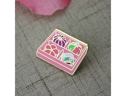 Lapel Pins for Bento