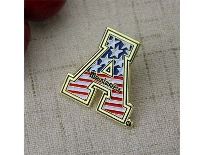 Lapel Pins for A