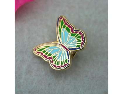 Lapel Pins for Butterfly