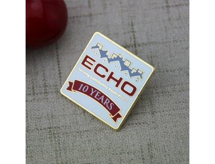 Lapel Pins for ECHO