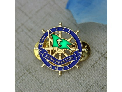 Lapel Pins for Rudder