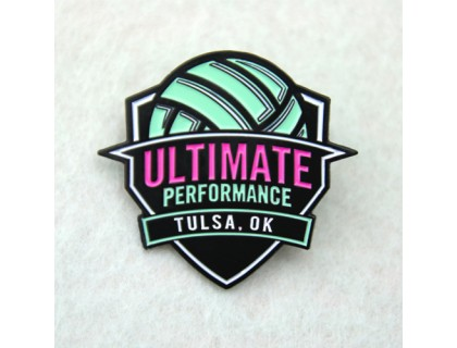 Lapel Pins for Volleyball