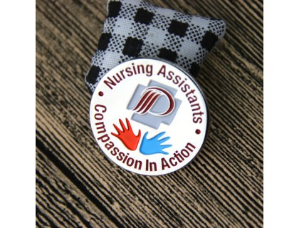 Lapel Pins for Nursing Assistants