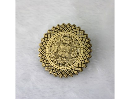 Lapel Pins for Antique Pattern