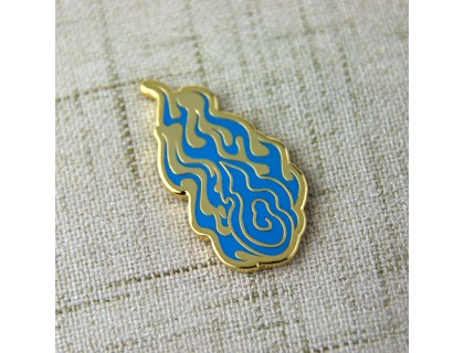 Lapel Pins for Auspicious Clouds