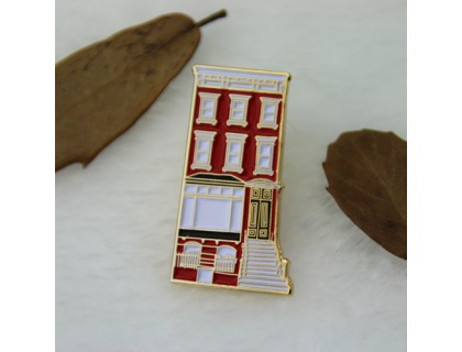 Lapel Pins for Building