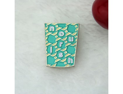Lapel Pins for Nourish