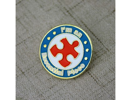 Lapel Pins for Puzzle