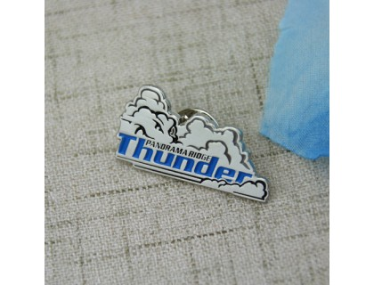 Lapel Pins for Thunder