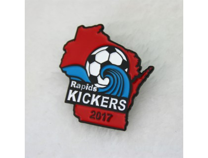 Lapel Pins for Football