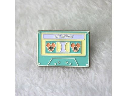 Lapel Pins for Mouse Tape