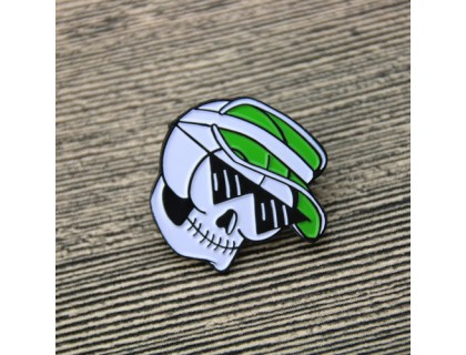 enamel pin maker for Skeleton