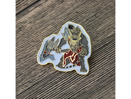 Lapel Pins for Beast Warrior