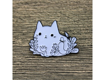 Lapel Pins for Lovely Cat