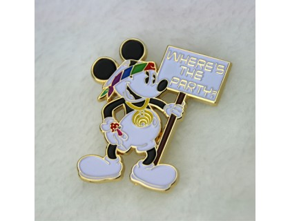 Lapel Pins for Mickey Mouse