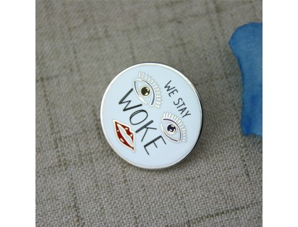 Lapel Pins for Waking