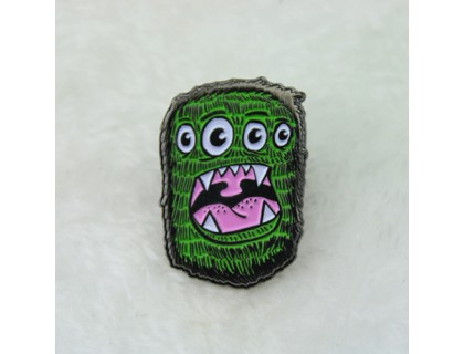 Lapel Pins for Green Monster